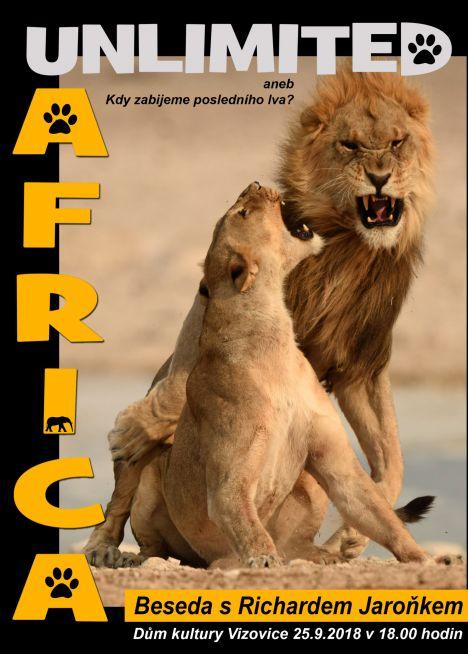 Africa Unlimited - aneb Kdy zabijeme posledního lva?
